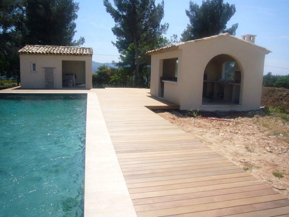 terrasse en ipé Aix en provence faire une terrasse en bois composite