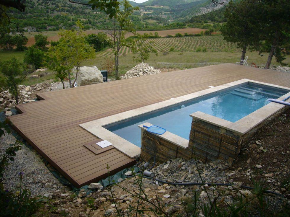Bouches du Rhone Entreprise spécialisée terrasse en bois Bouches du