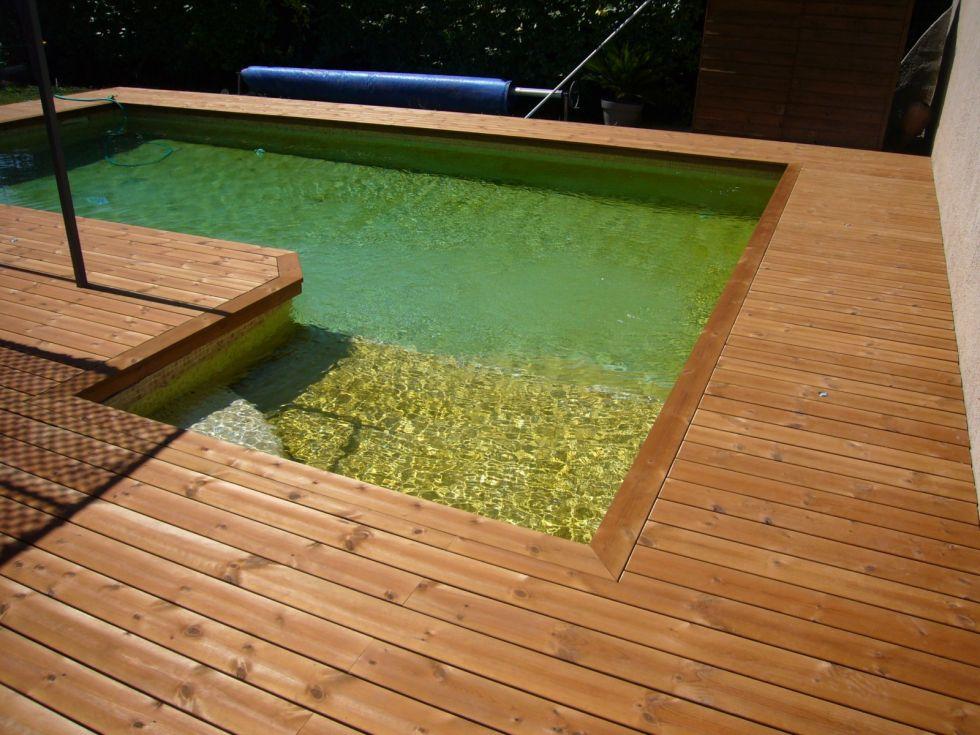 R alisation d 39 un tour de piscine en thermopin saint for Tour de piscine
