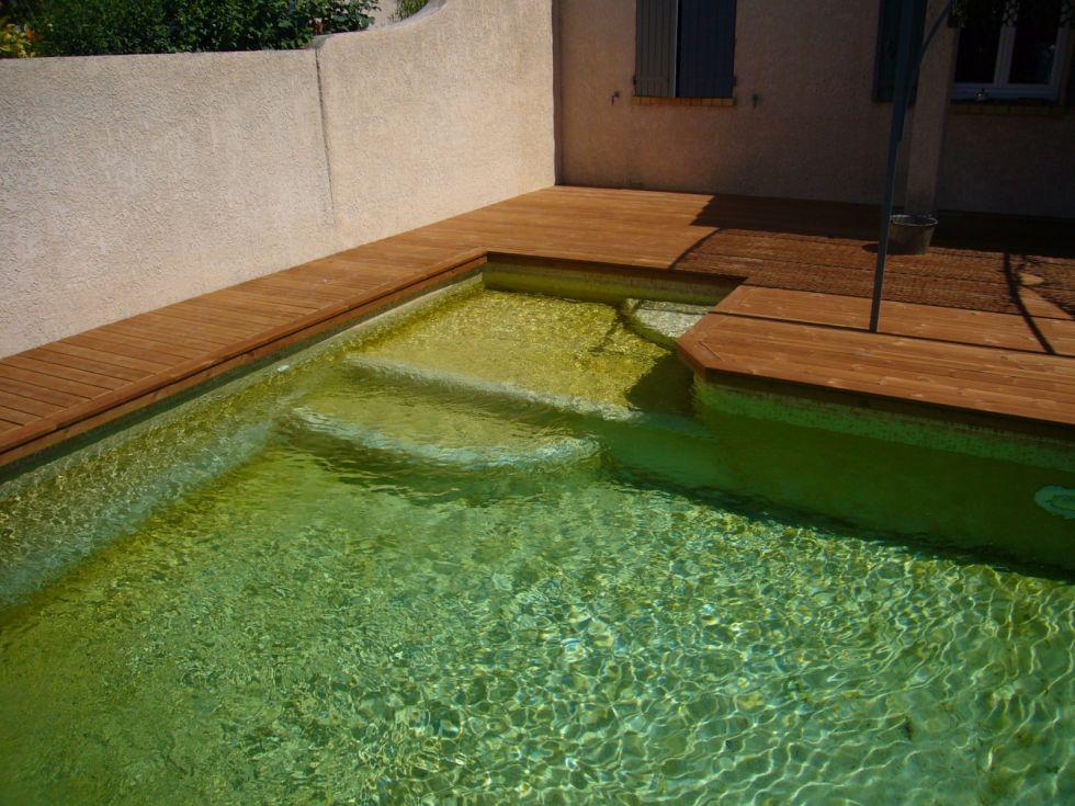 R alisation d 39 un tour de piscine en thermopin saint for Astral piscine st cannat