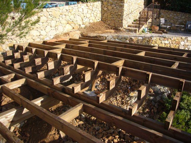 de terrasse en bois à Salon de Provence  AMBIANCE TERRASSE