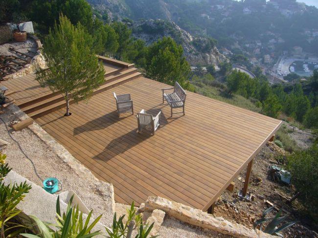 terrasse bois piscine bouches du rhone diverses id es de conception de patio en. Black Bedroom Furniture Sets. Home Design Ideas