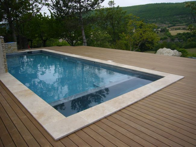 r aliser un contour de piscine en bois bouches du rh ne 13 ambiance terrasse. Black Bedroom Furniture Sets. Home Design Ideas